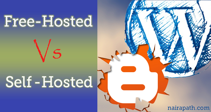 Self Hosted vs Free Hosted Blogs