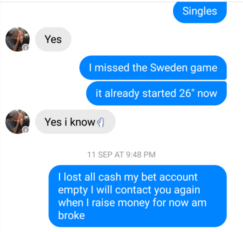 fixed matches convo 17